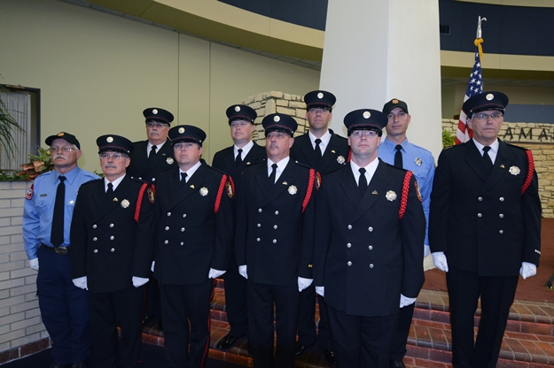 Pantex Fire Department Honor Guard