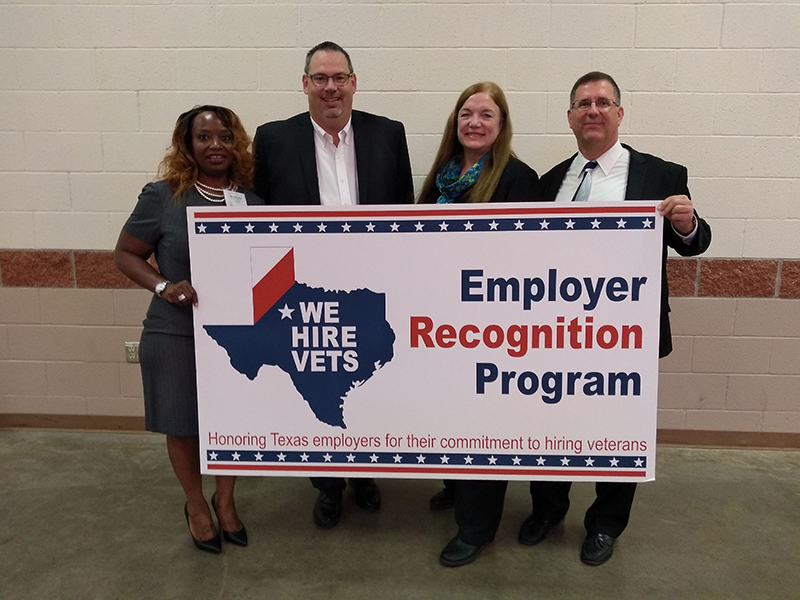 Pantex and Y-12 named veteran-friendly employers