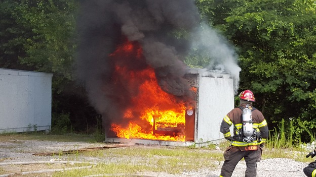 Fire is a significant threat to industrial facilities